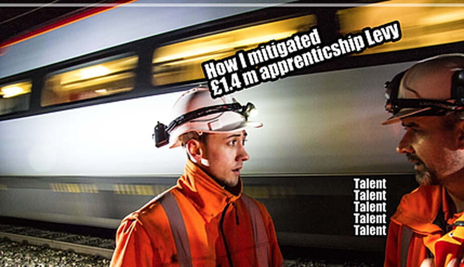 Apprenticeship levy spend