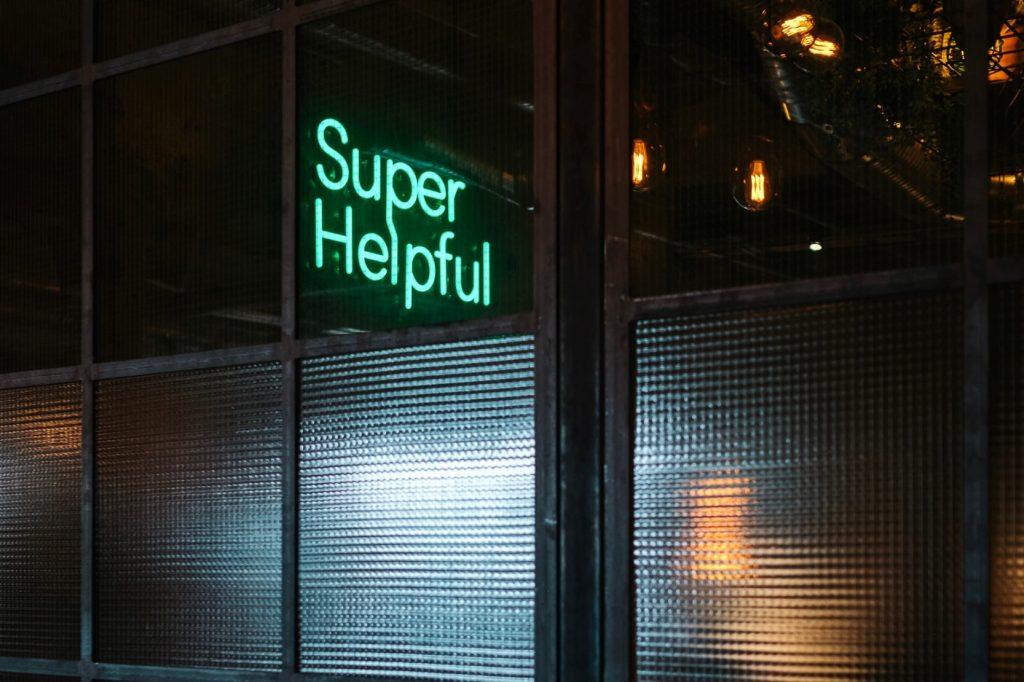 super helpful